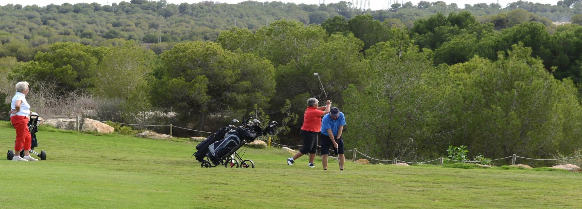 New build properties on Las Colinas Golf