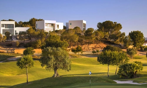 Las Colinas Golf Club Eiendomer og livsstil.