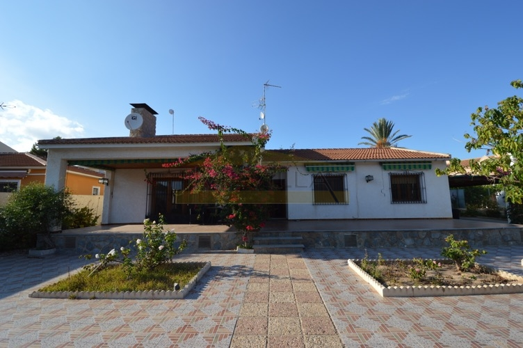 Villa in Campoamor erfordern Reform