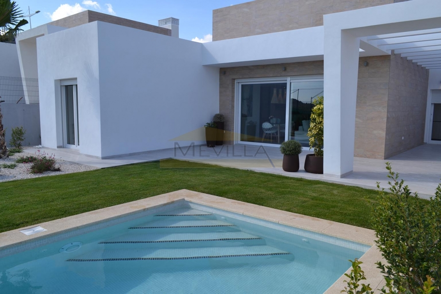 Obra nueva - Chalet / Villa - Golf Resorts - La Finca Golf