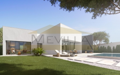 Villa - Neubauprojekte - Golf Resorts - Las Colinas Golf