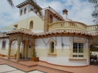Die Luxusvilla in Cabo Roig