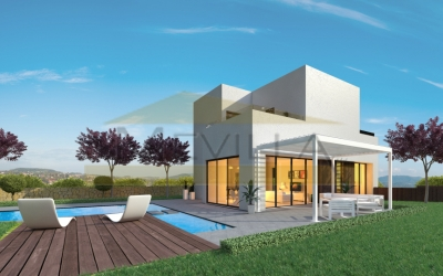 Chalet / Villa - Obra nueva - Golf Resorts - Las Colinas Golf