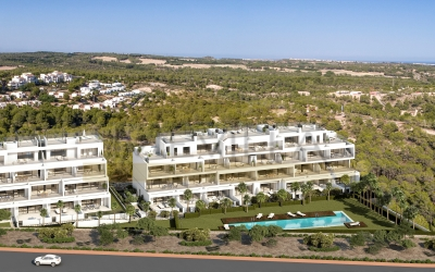 Apartamento - Obra nueva - Golf Resorts - Las Colinas Golf